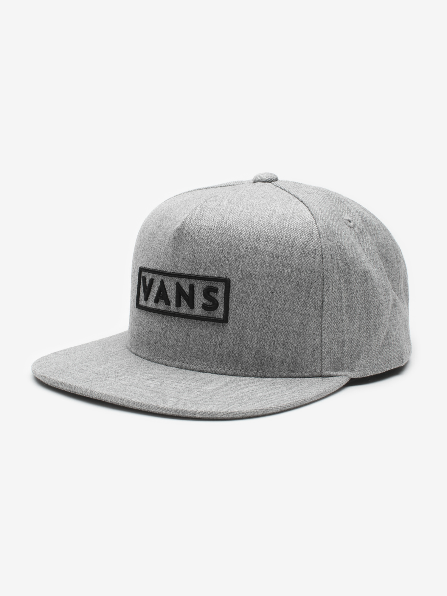 Kšiltovka Vans Mn Easy Box Snapback Heather Grey Šedá