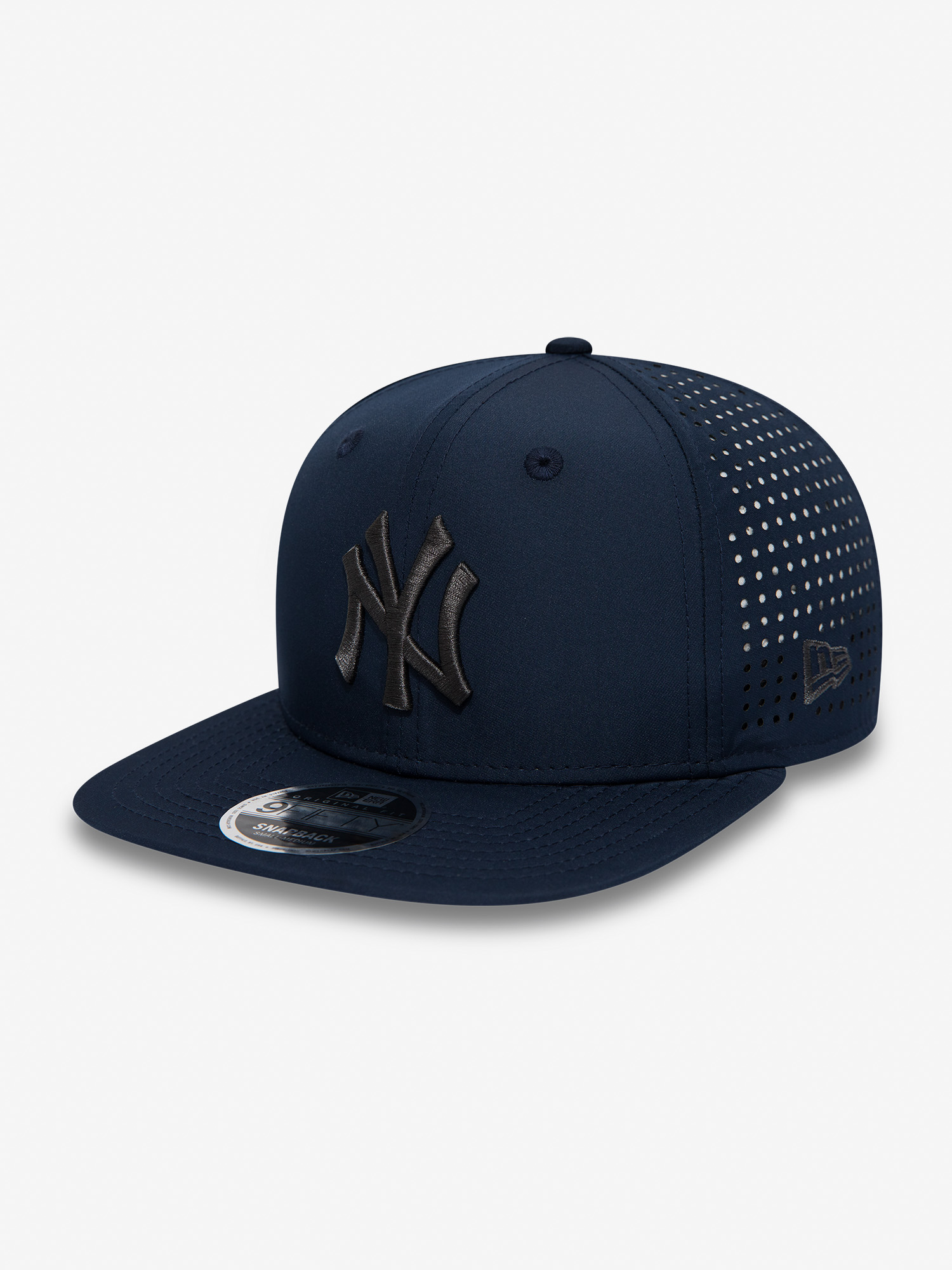 Kšiltovka New Era 950 Original fit MLB feather perf NEYYAN Modrá