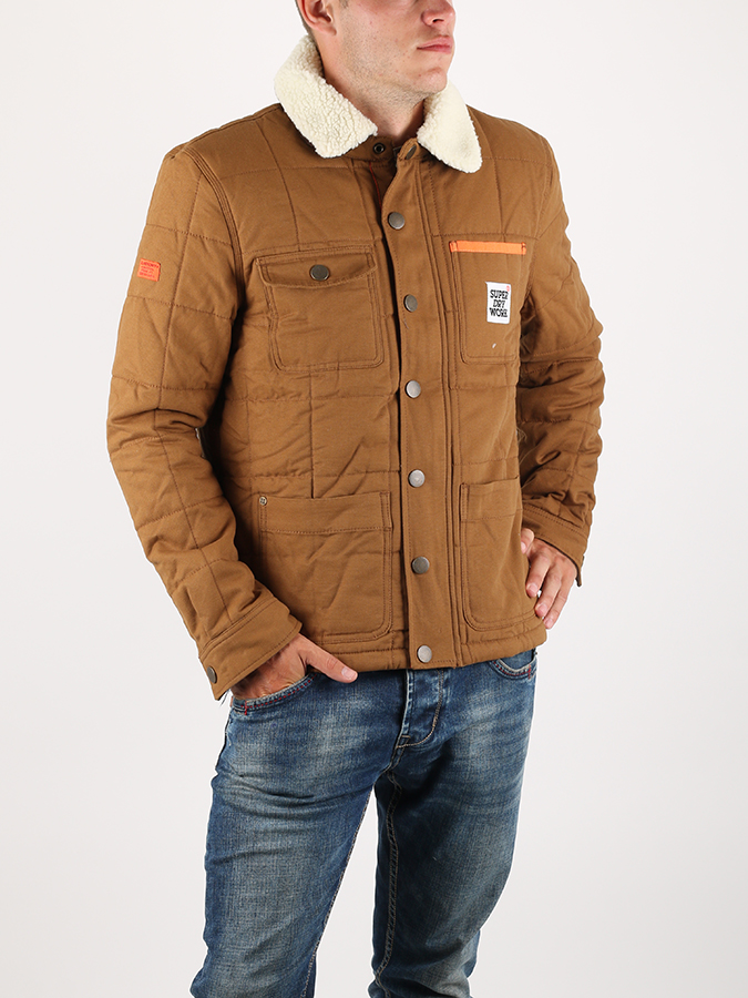 Bunda Superdry REDFORD JACKET (1)