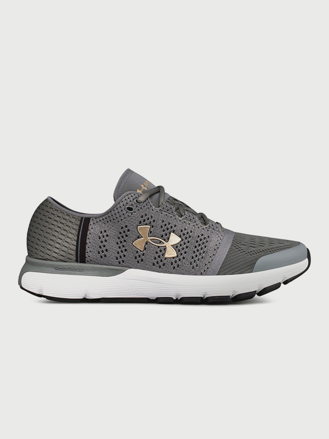 Boty Under Armour Speedform Gemini Vent Šedá