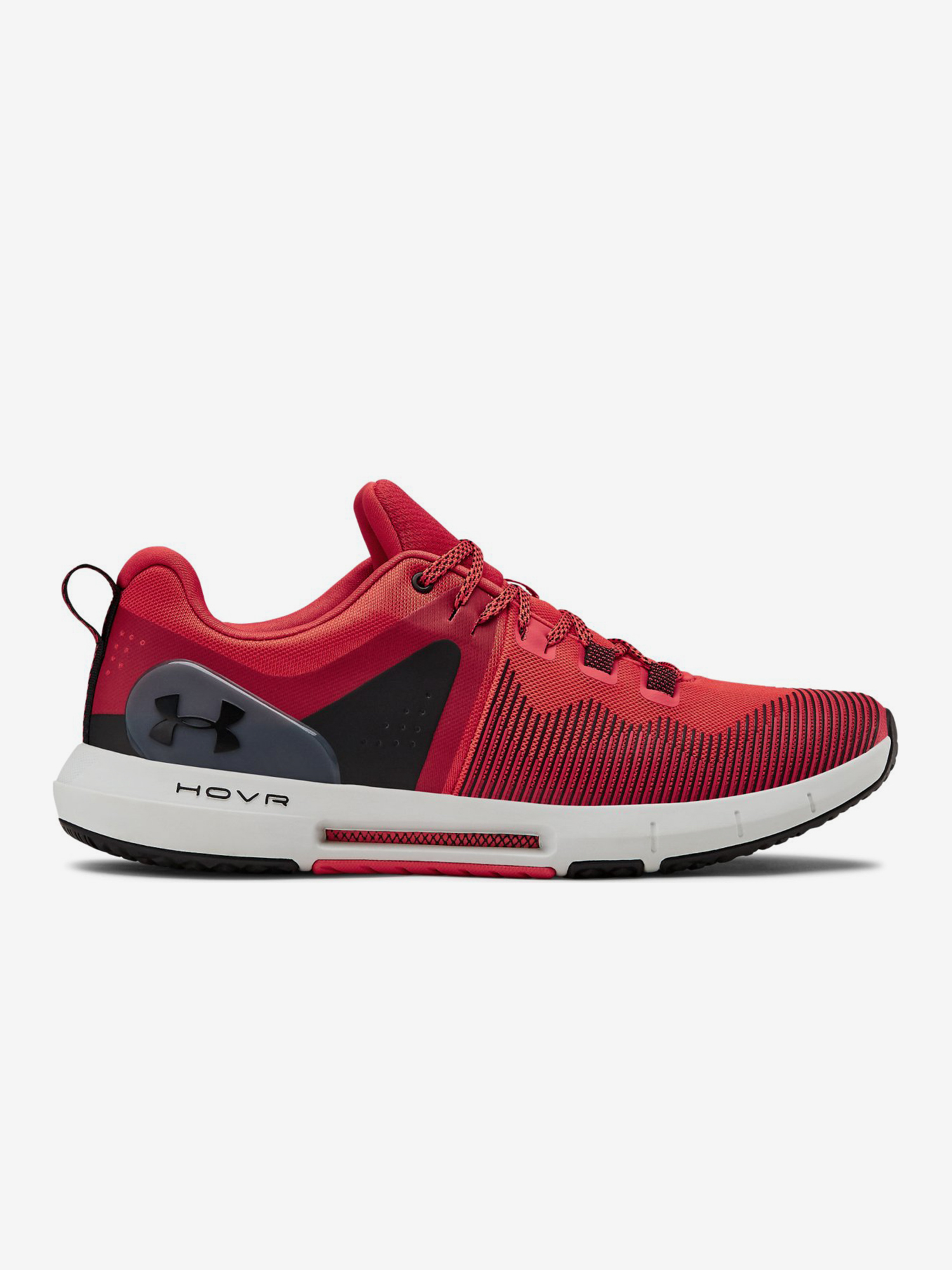 Boty Under Armour Hovr Rise-Red