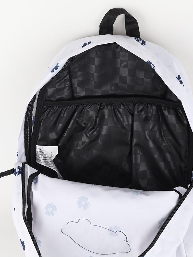 Batoh Vans WM Realm Backpack White Abstract (6)