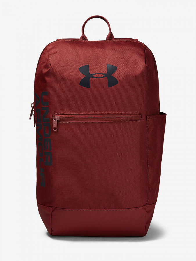 Batoh Under Armour Patterson Backpack-Red Červená