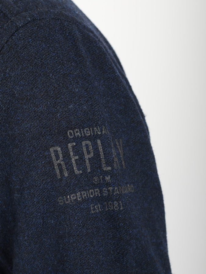 Košile Replay M4885 Shirts (4)