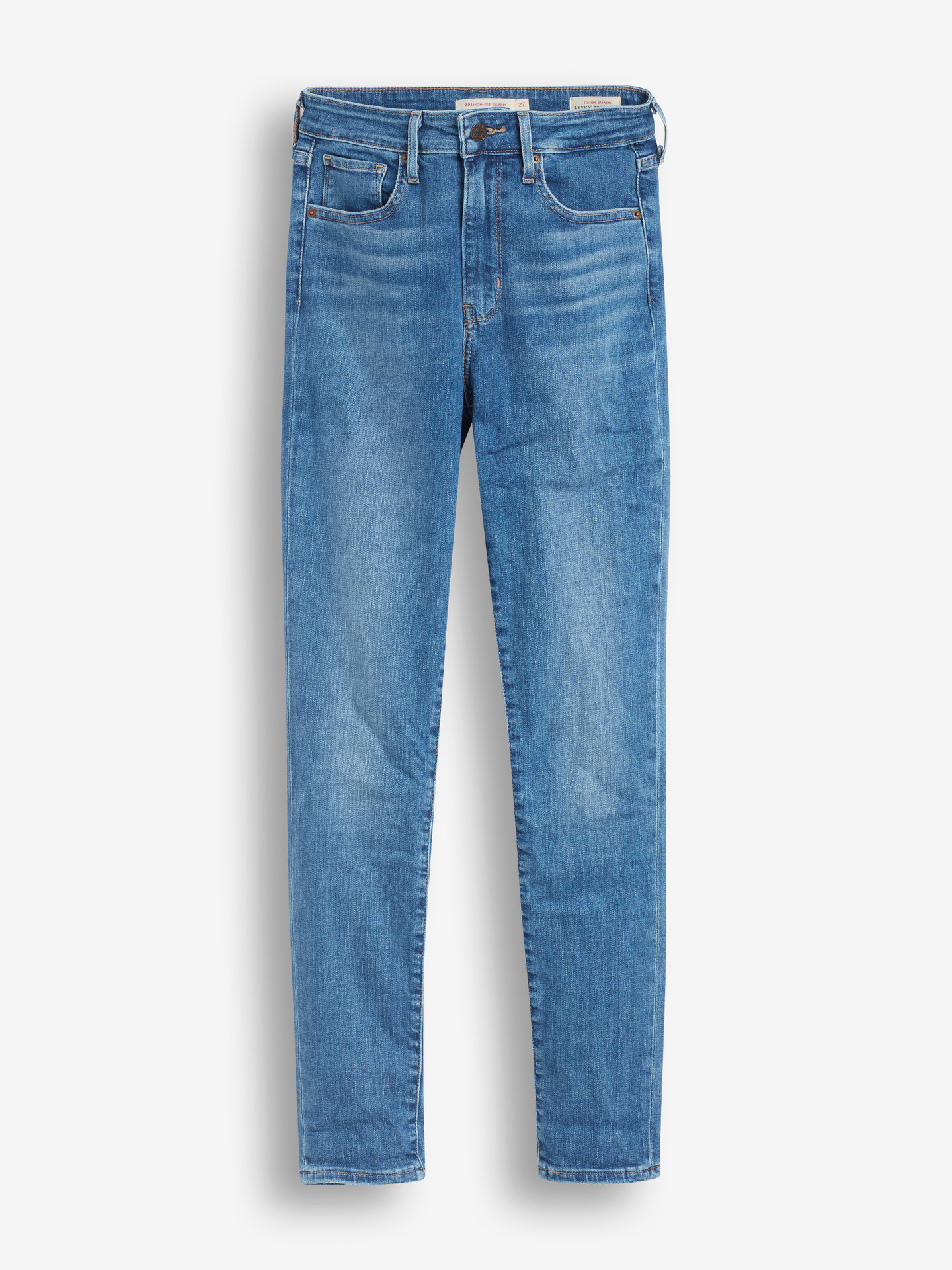 721™ High Rise Skinny Jeans Levi's® (5)