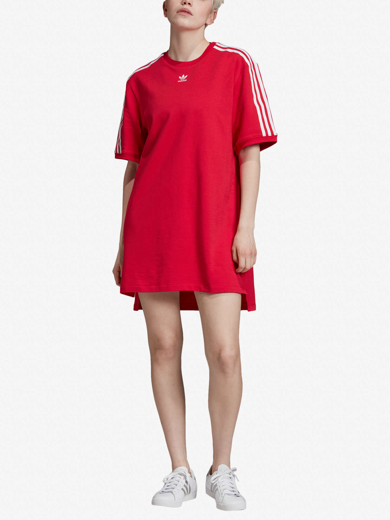 Šaty adidas Originals Tee Dress Barevná