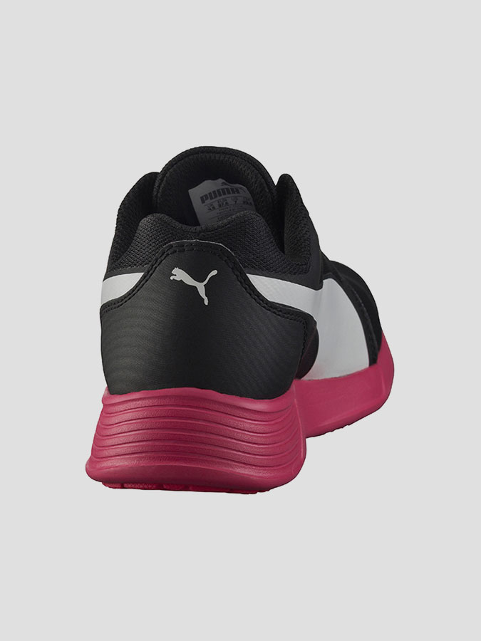 Boty Puma ST Trainer Evo black-white-rose red (2)