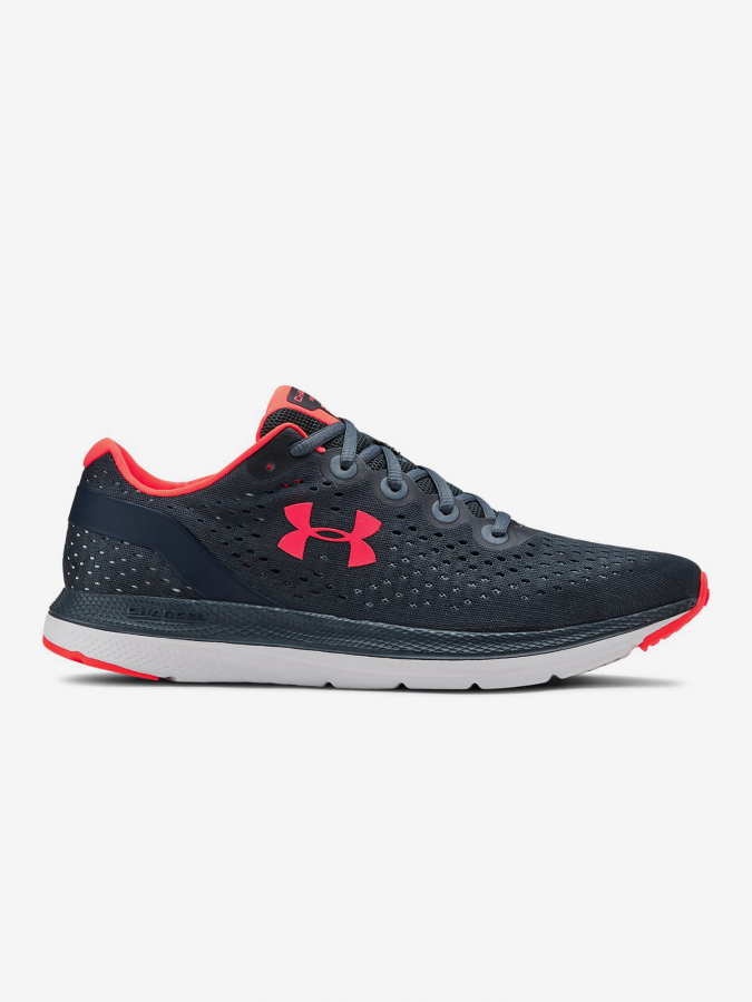 Boty Under Armour Charged Impulse-Gry Barevná