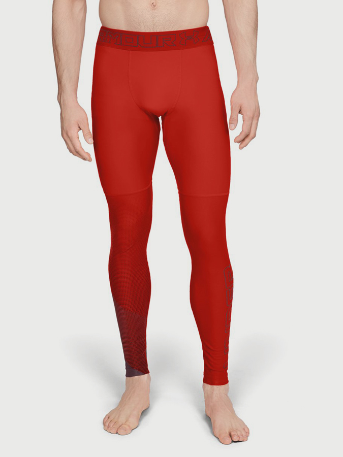 Kompresní legíny Under Armour Vanish Legging Červená