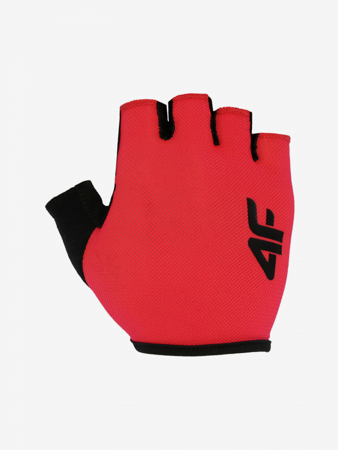 Rukavice 4F RRU300 Bike Gloves Červená