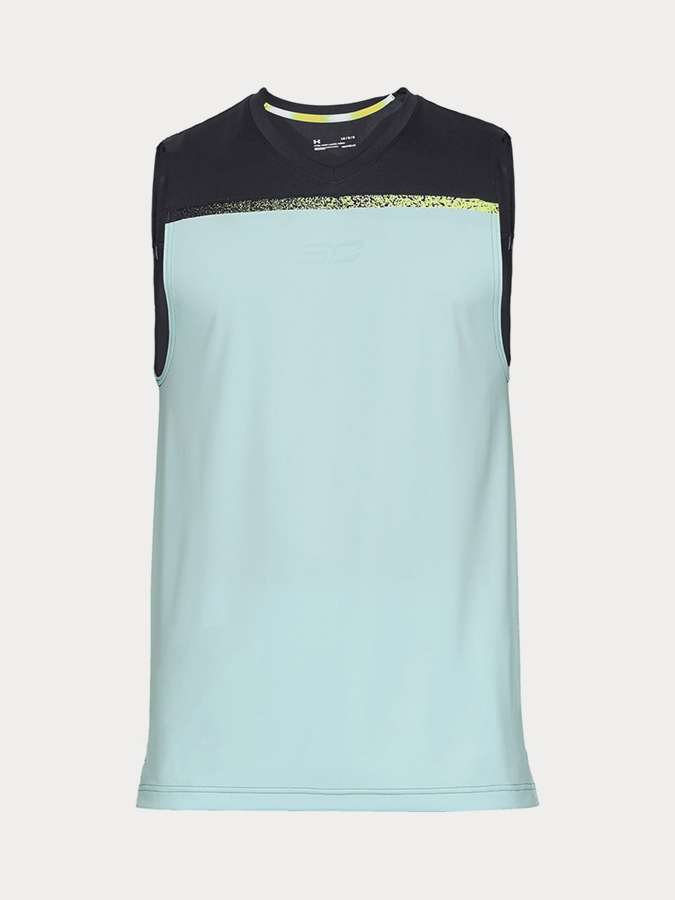 Tílko Under Armour Sc30 Ultra Performance Tank Zelená