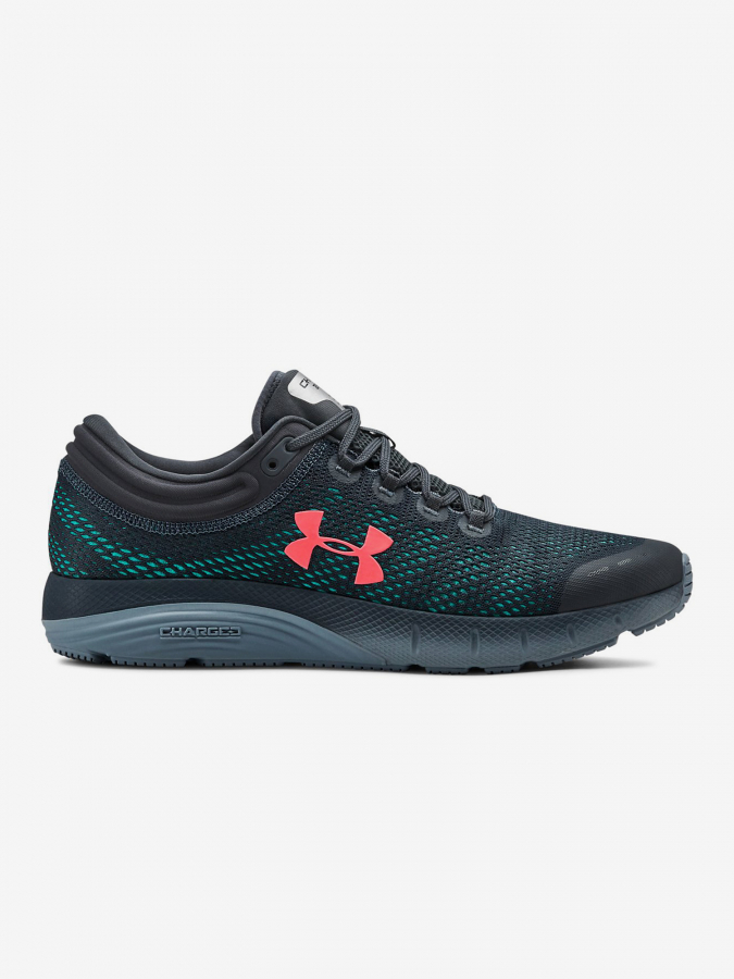 Boty Under Armour Charged Bandit 5-Gry Barevná