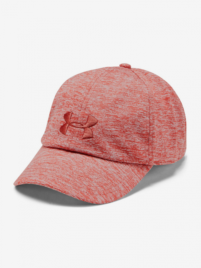 Kšiltovka Under Armour Twisted Renegade Cap-Pnk Červená