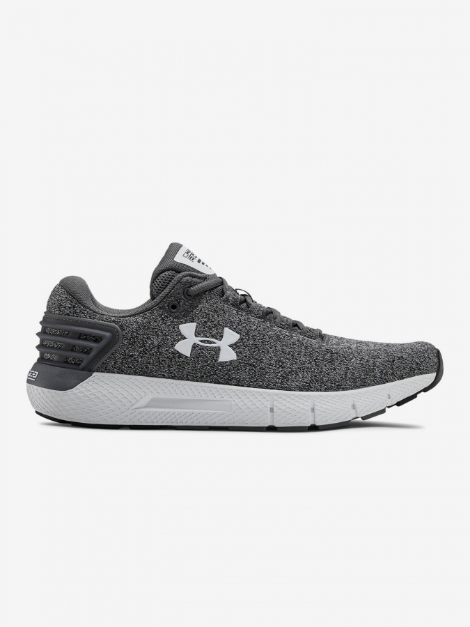 Boty Under Armour Charged Rogue Twist-Gry Šedá