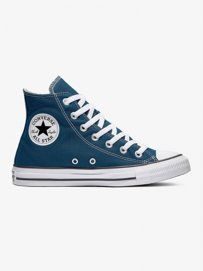 Boty Converse Chuck Taylor All Star Seasonal Modrá