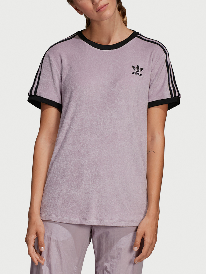 Tričko adidas Originals 3 Stripes Tee