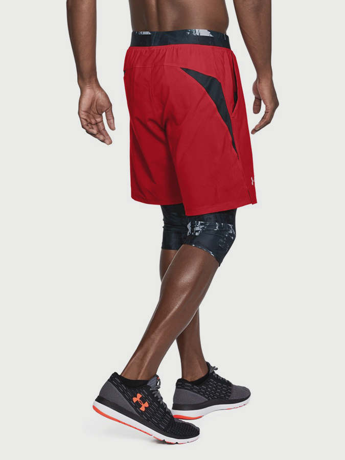Kraťasy Under Armour Launch Sw Long Short (2)