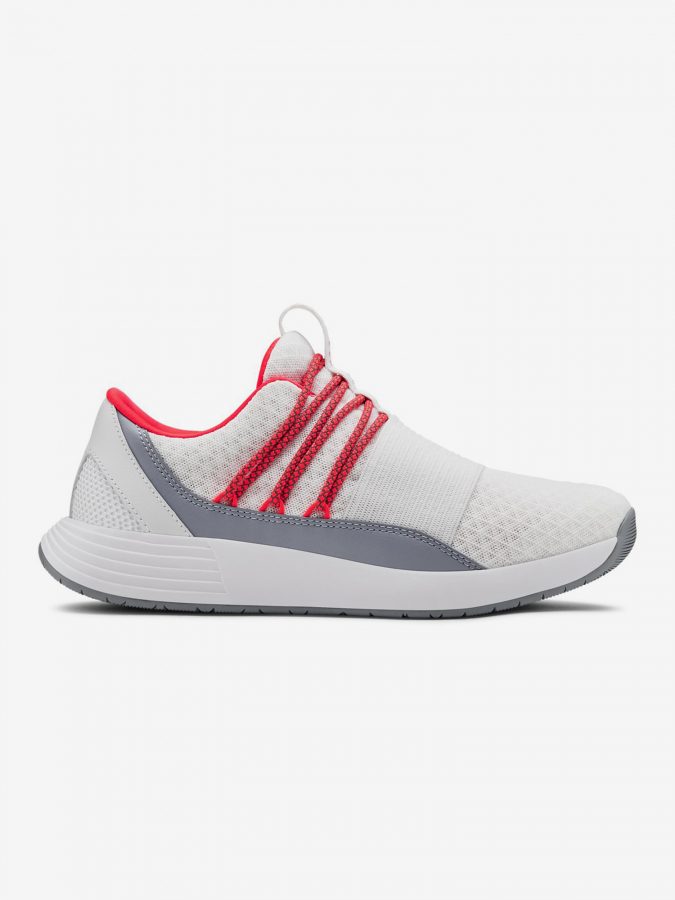 Boty Under Armour W Breathe Lace-Wht Bílá
