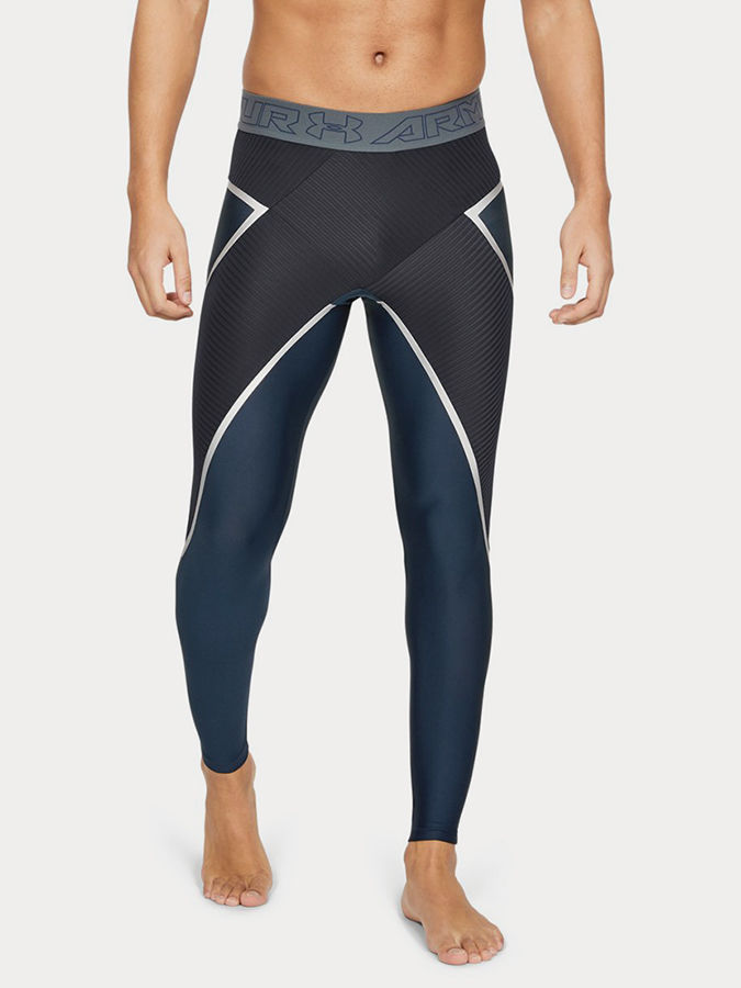 Kompresní legíny Under Armour Project Rock Core Legging Barevná