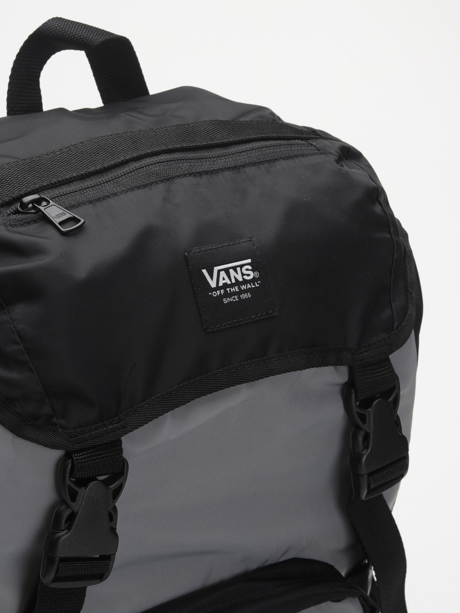 Batoh Vans Wm Ranger Backpack Silver Reflection (3)