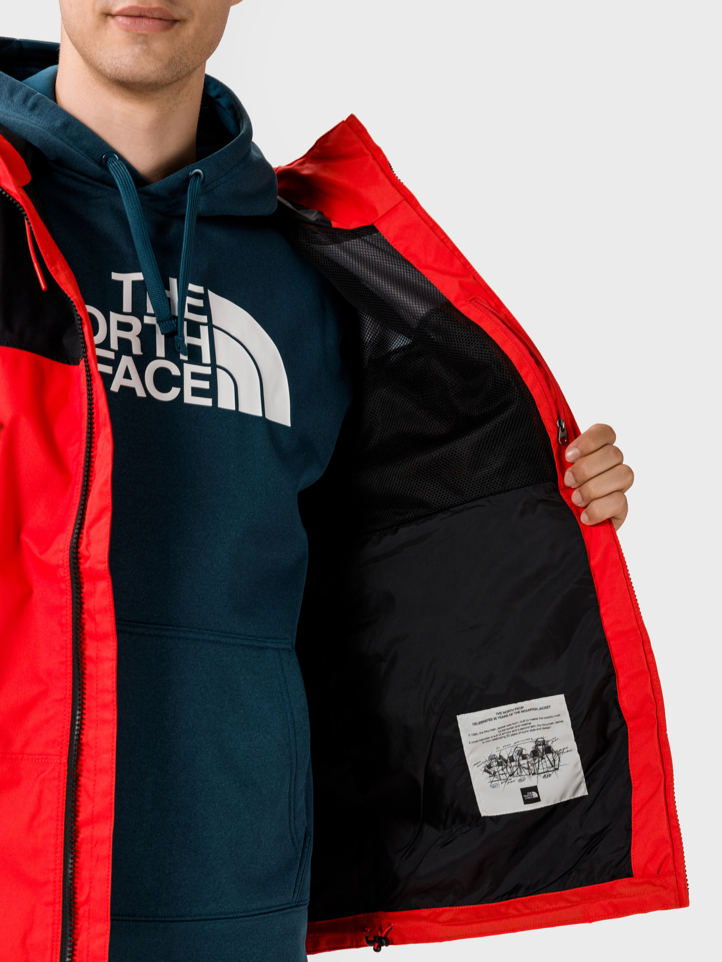 1990 Mountain Bunda The North Face (6)