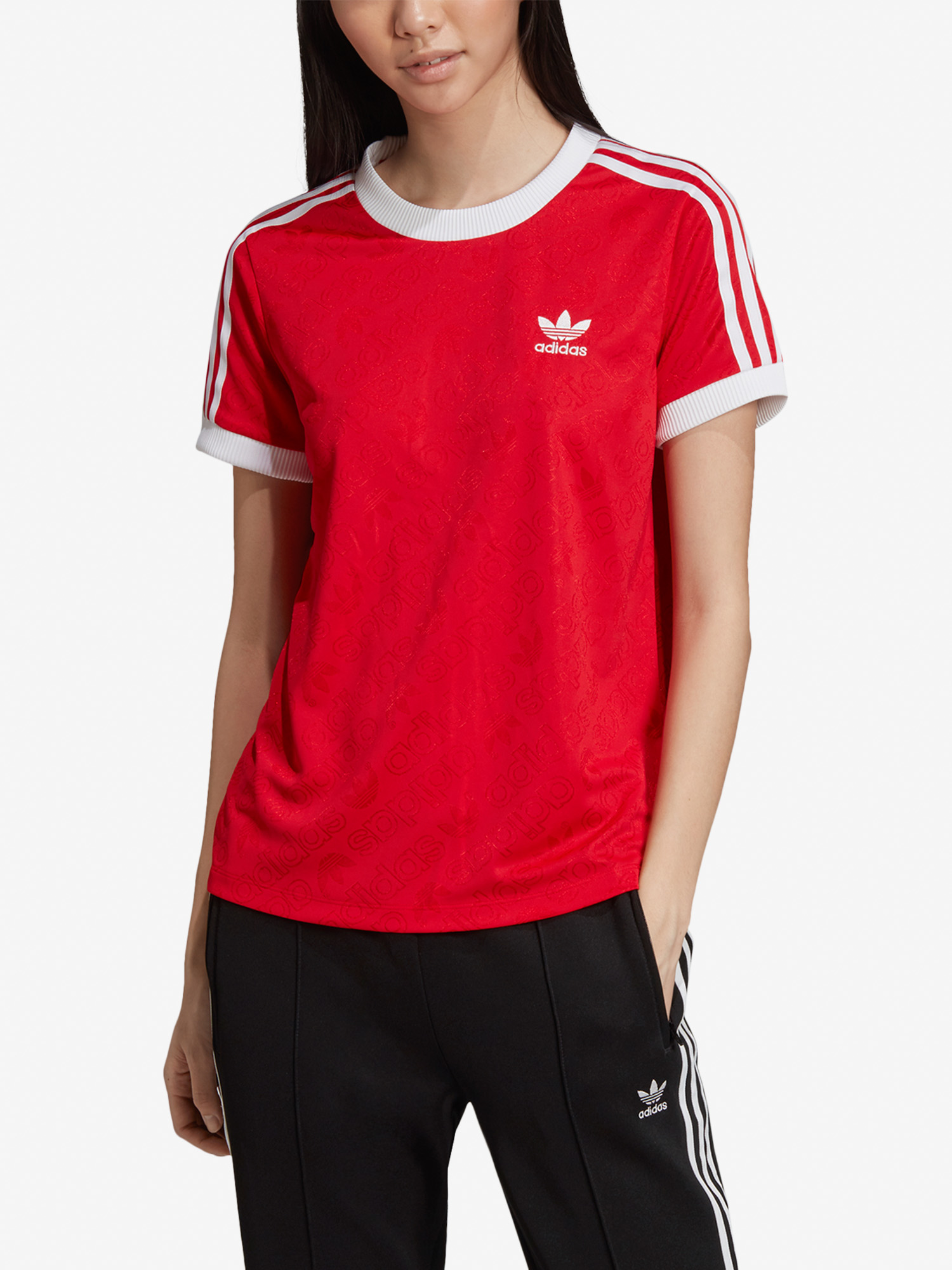 Tričko adidas Originals 3 Str Tee (1)