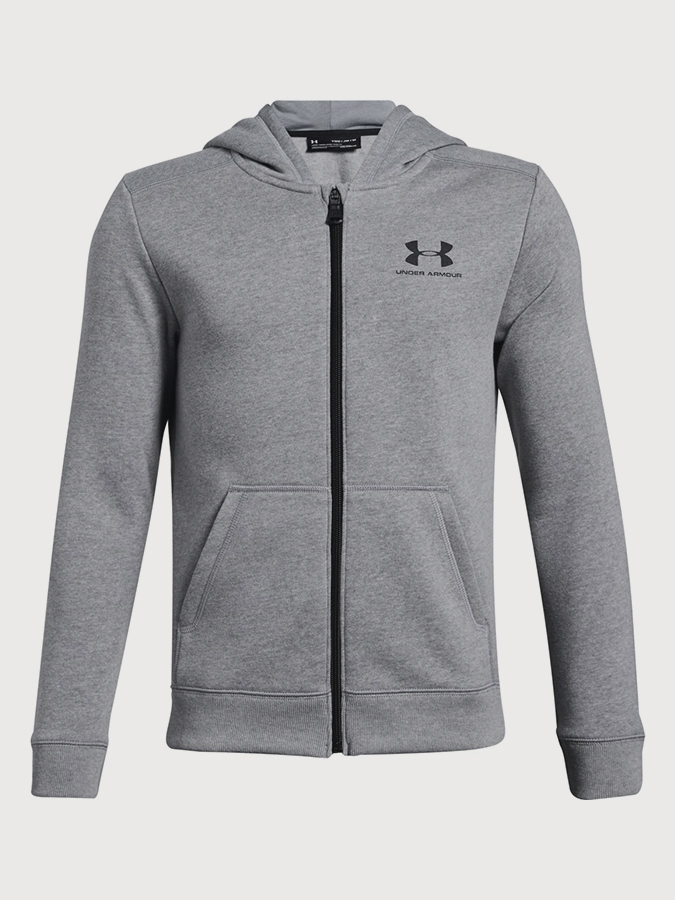 Mikina Under Armour Eu Cotton Fleece Fz (1)