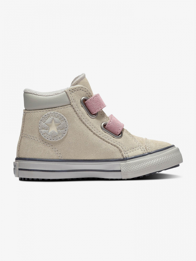 Boty Converse Chuck Taylor All Star 2V Pc Boot Boots On Mars Šedá