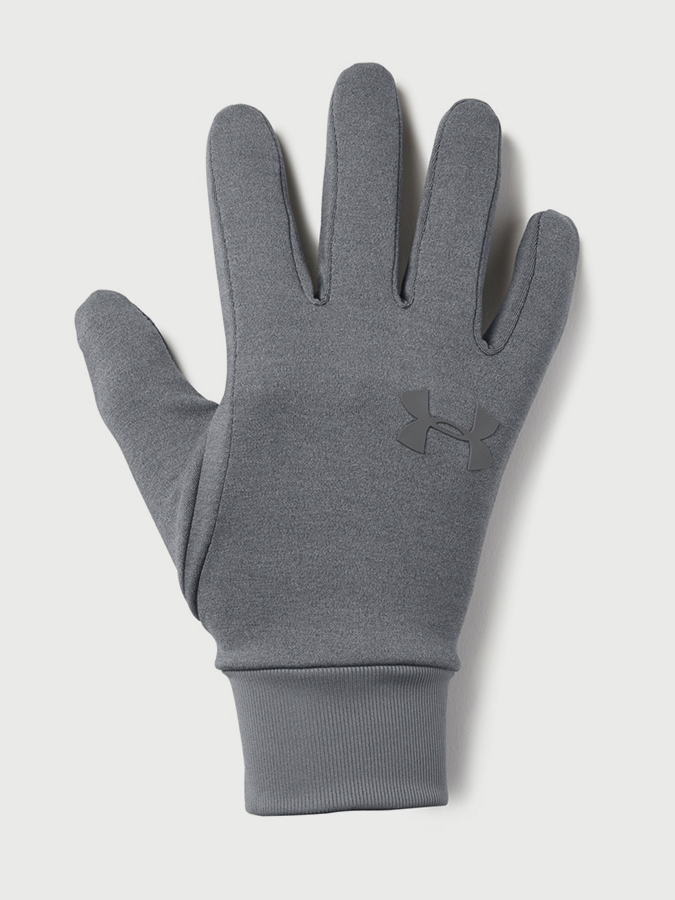 Rukavice Under Armour Men\'s Liner 2.0 Šedá