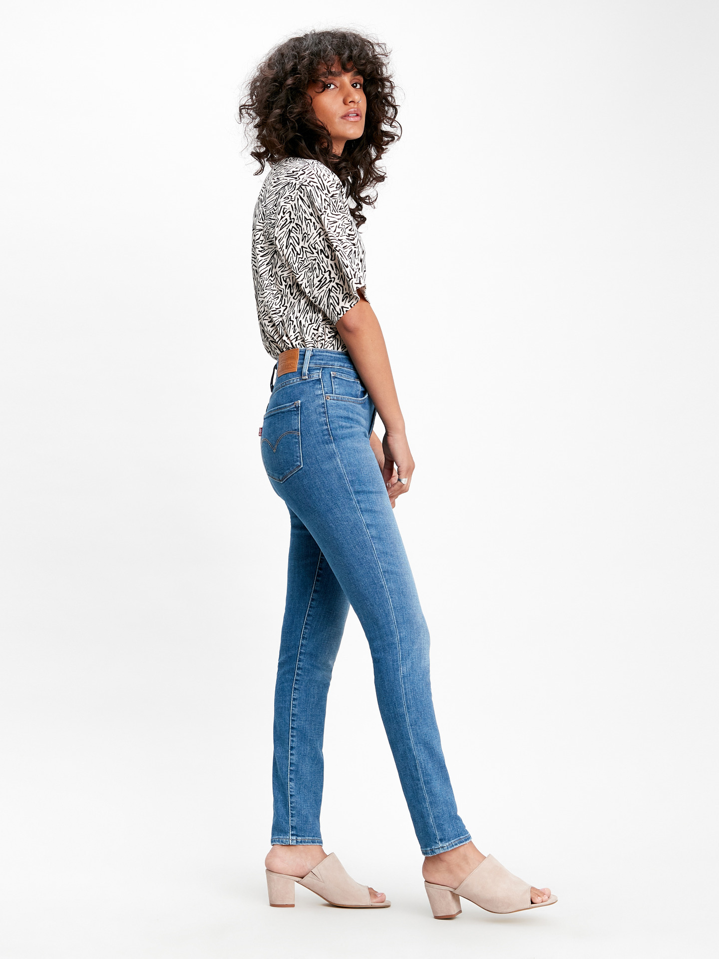 721™ High Rise Skinny Jeans Levi's® (2)