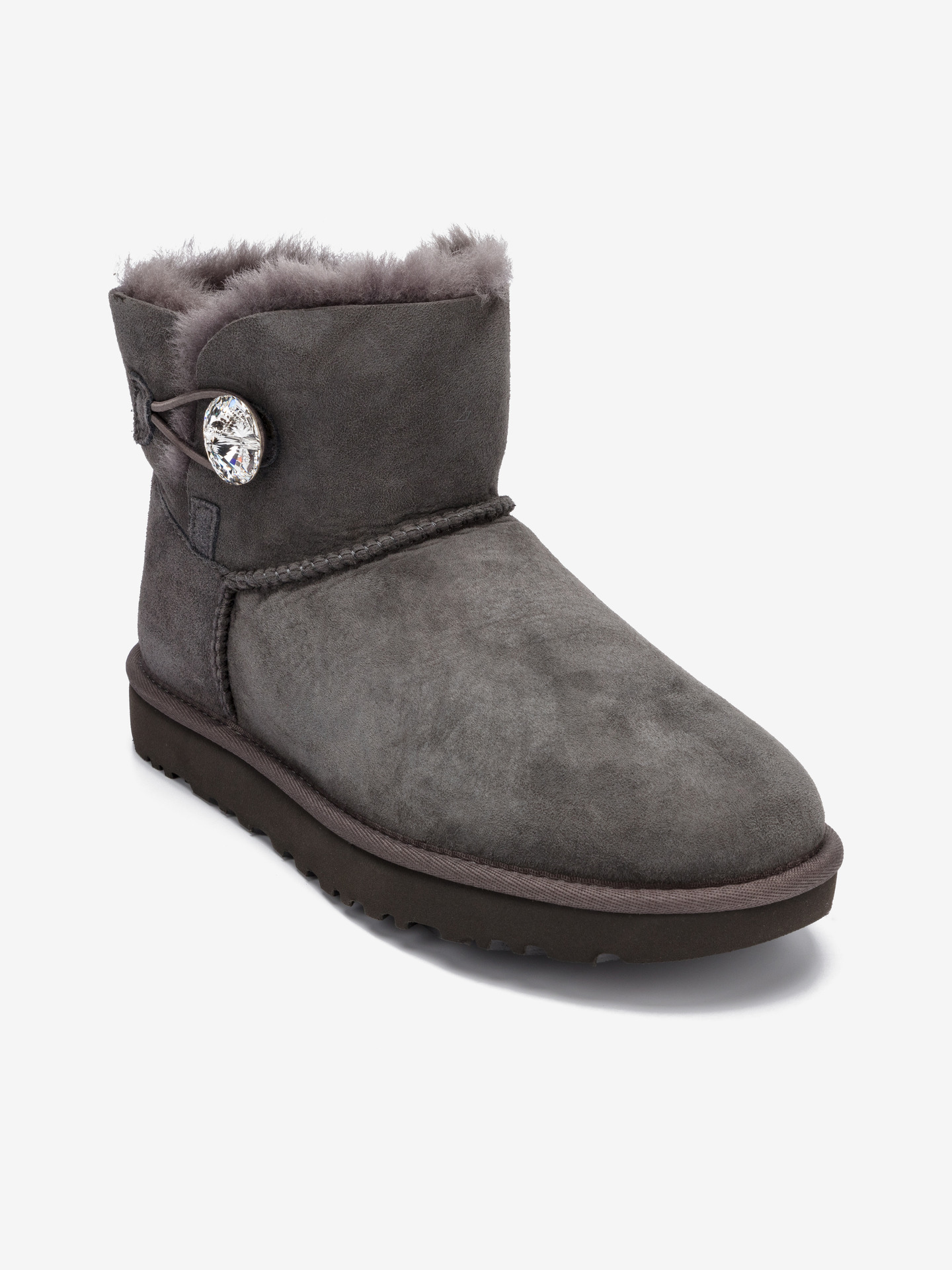 Mini Bailey Button Bling Sněhule UGG (2)