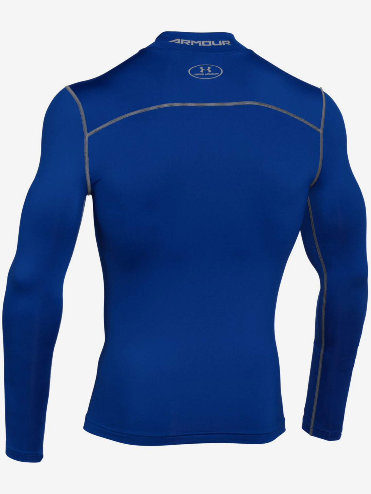Pánské trička modrá ColdGear® Armour Compression Triko Under Armour (5)
