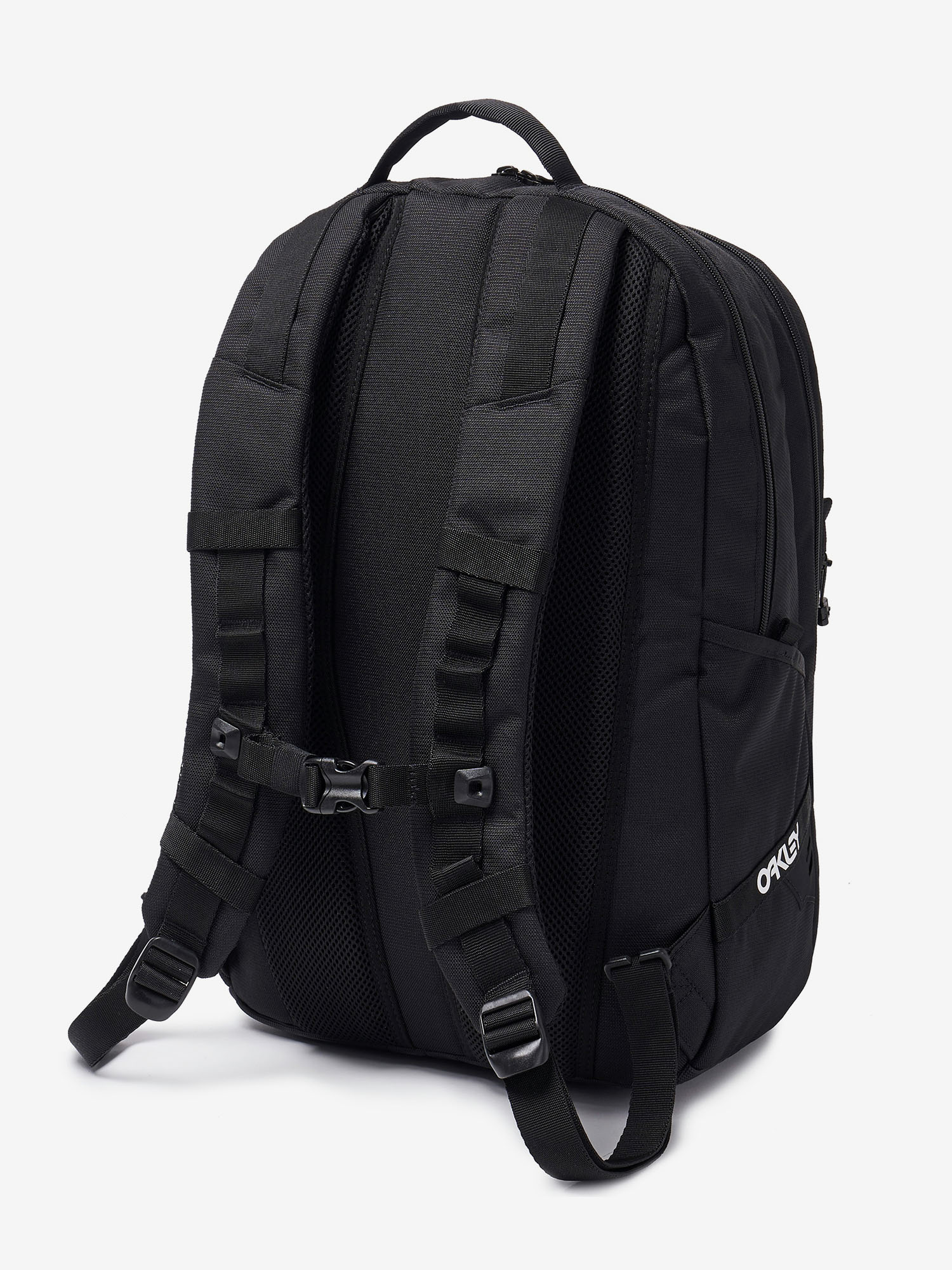 Batoh Oakley Street Skate Backpack Blackout (2)