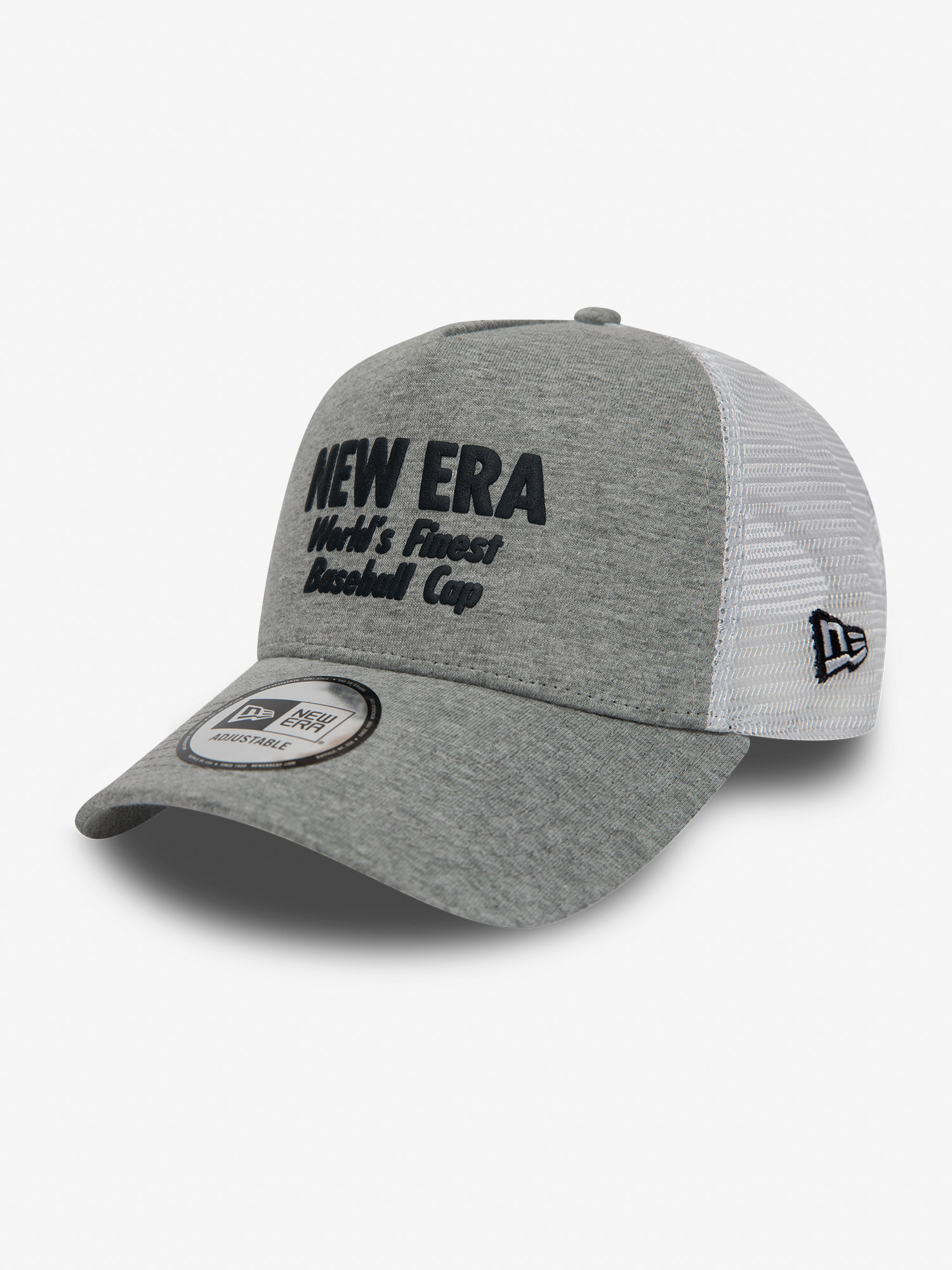 Kšiltovka New Era 940 Af trucker finest Šedá