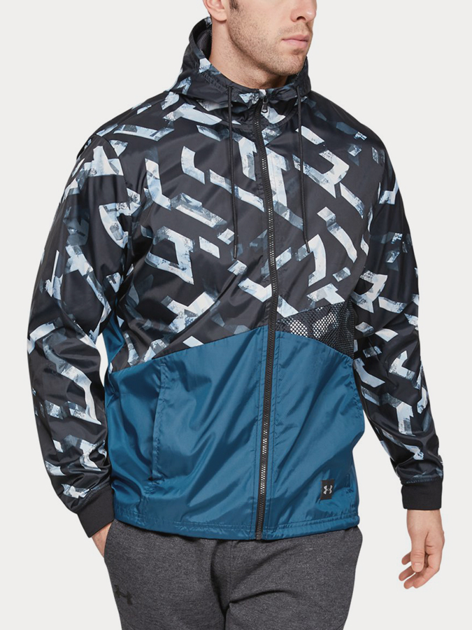 Bunda Under Armour Unstoppable Windbreaker Barevná