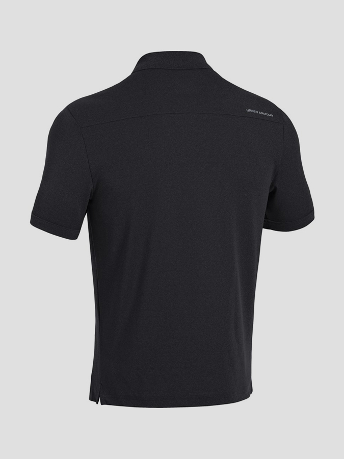 Tričko Under Armour Performance Polo Černá