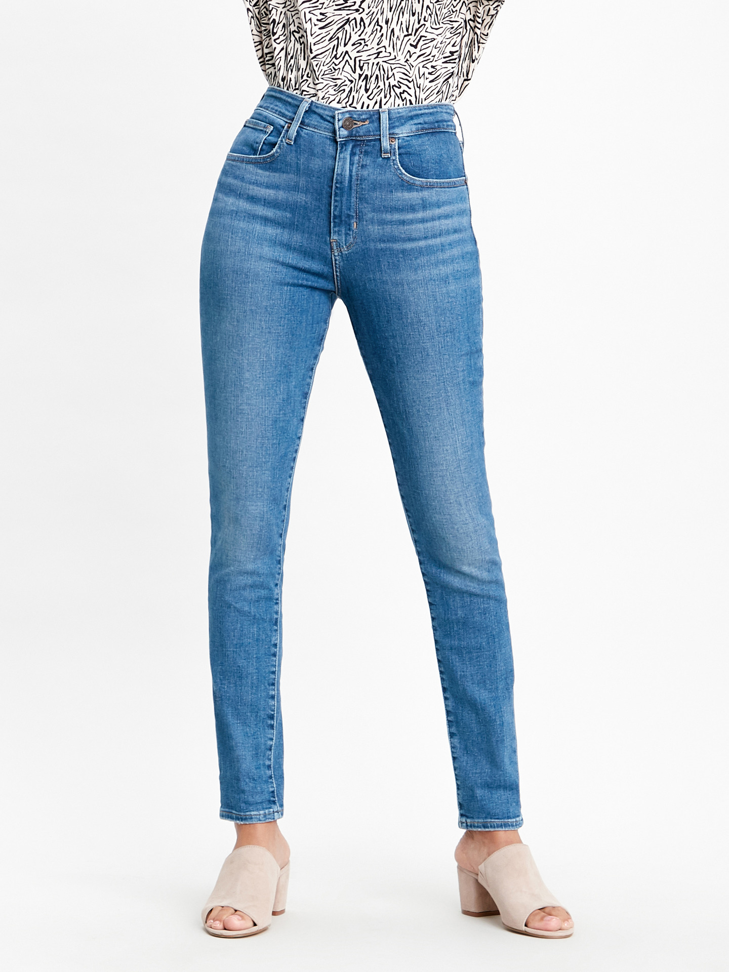 721™ High Rise Skinny Jeans Levi's® (1)