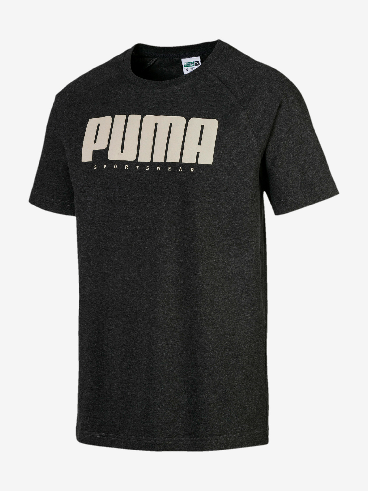 Tričko Puma Athletics Tee Šedá