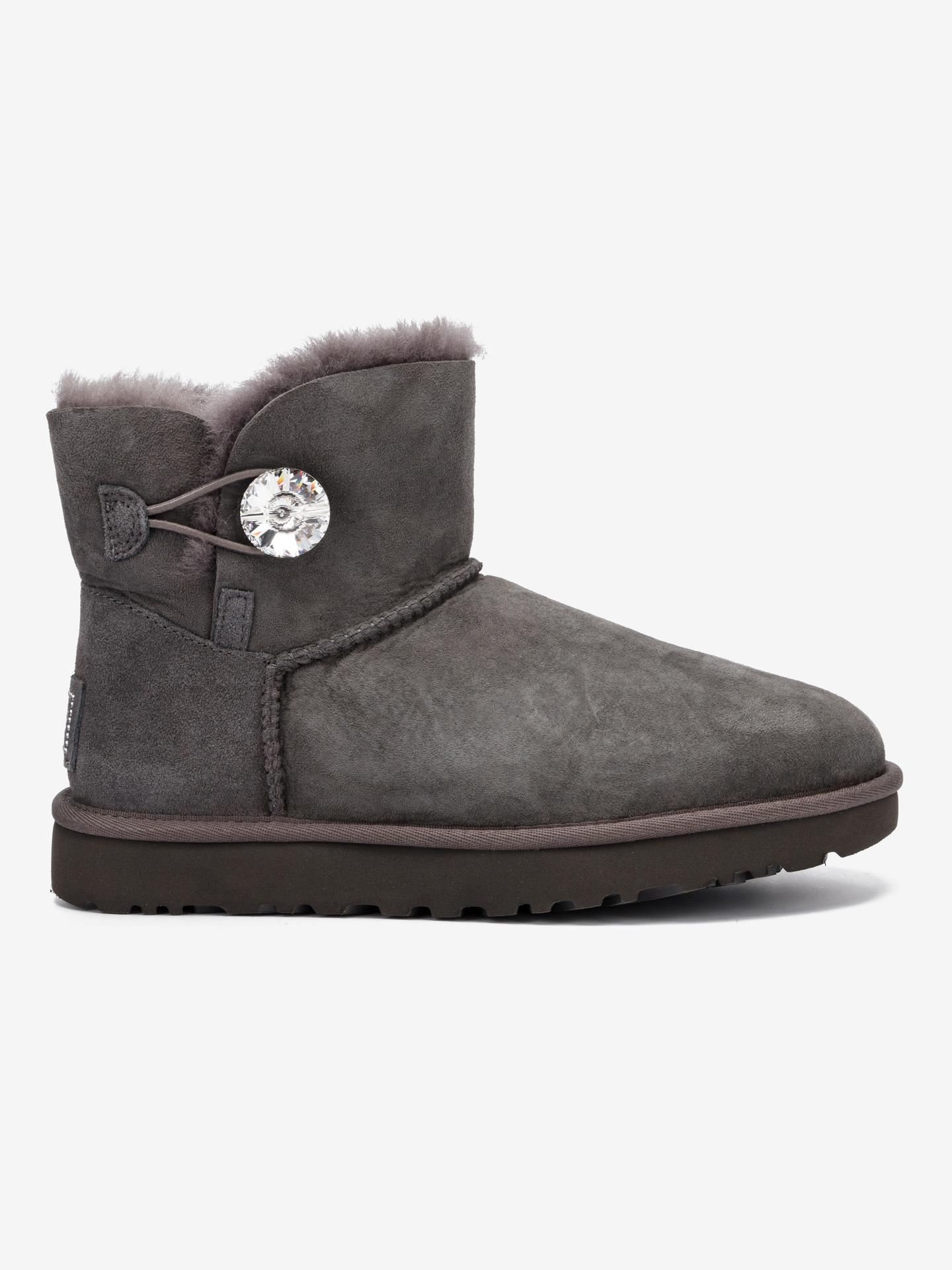 Mini Bailey Button Bling Sněhule UGG (1)