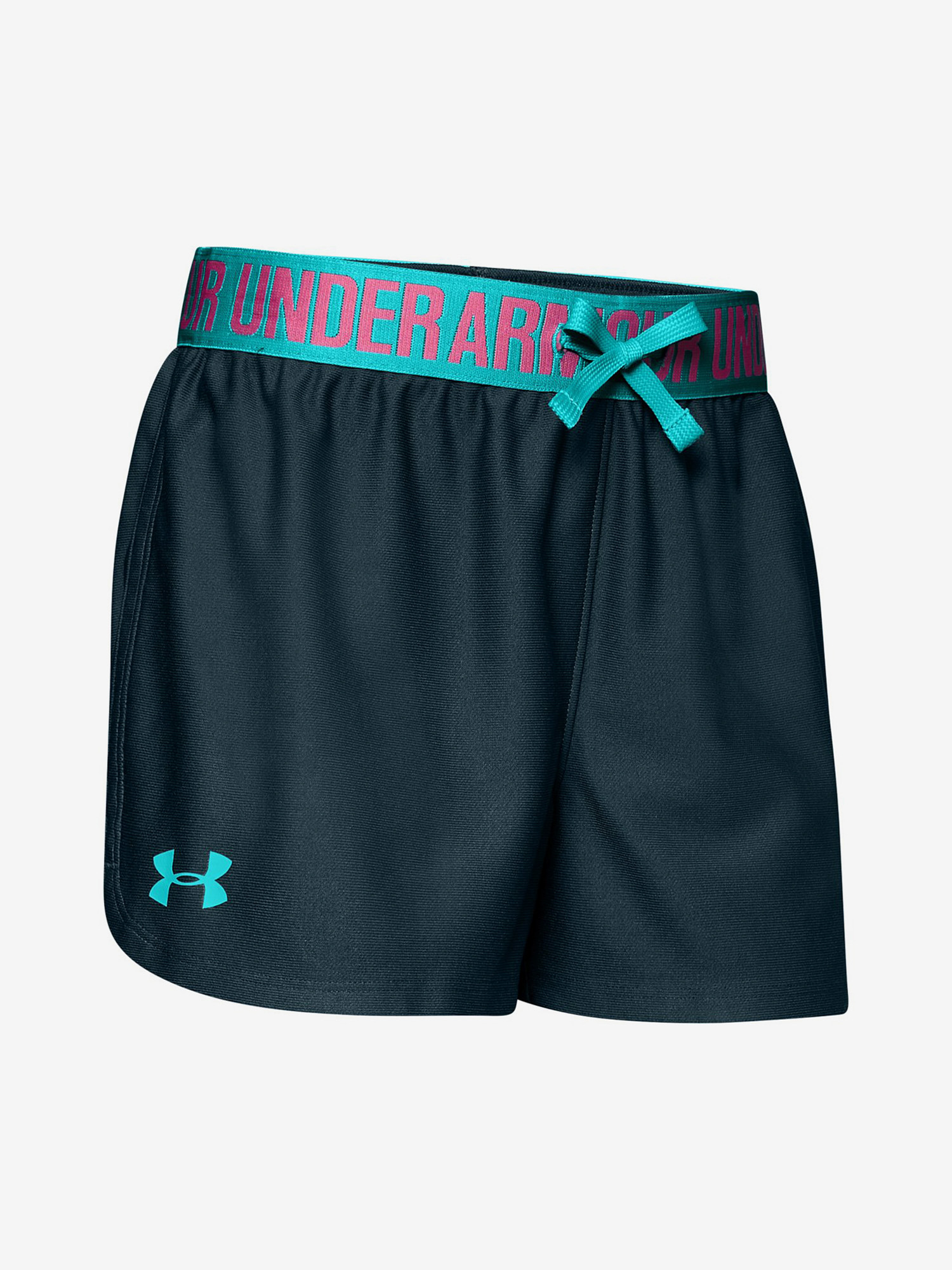 Kraťasy Under Armour Play Up Short-Grn Zelená