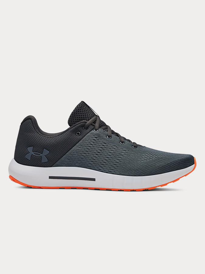 Boty Under Armour Micro G Pursuit Šedá