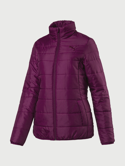 Bunda Puma Essentials Padded Jacket W Dark Purple