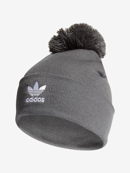 Čepice adidas Originals Ac Bobble Knit