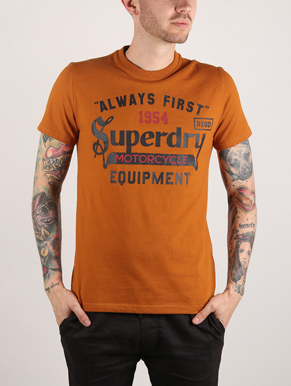 Tričko Superdry Always First Tee