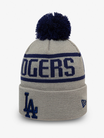 Čepice New Era MLB bobble knit kids LOSDOD