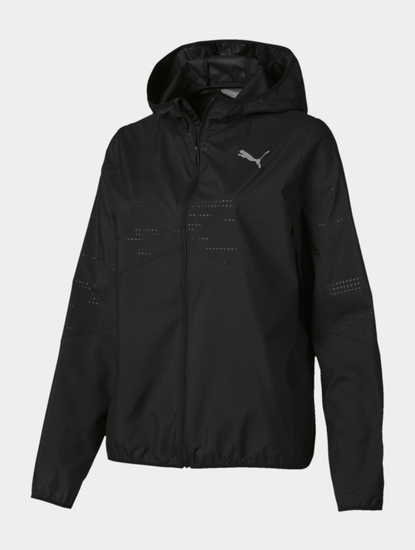Bunda Puma Ignite Hooded Wind Jacket