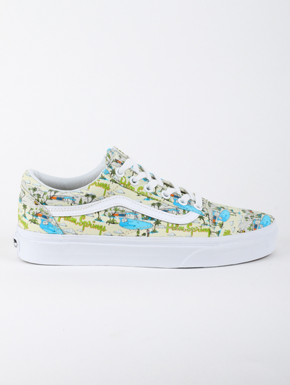 Boty Vans UA OLD SKOOL (PALM SPRING)