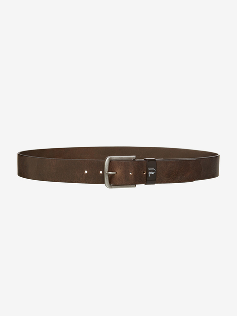 Pásek Trussardi T-Cube Vlv Belt Leather