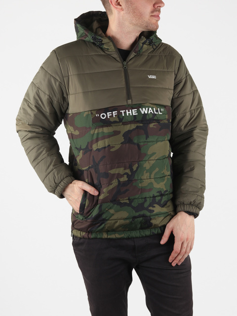 Bunda Vans Mn Carlon Anorak Puf Camo/Grape Leaf