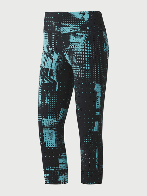 Legíny Reebok Lux 3/4 Tight - Geocast